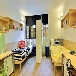 Student apartment is the popular trend